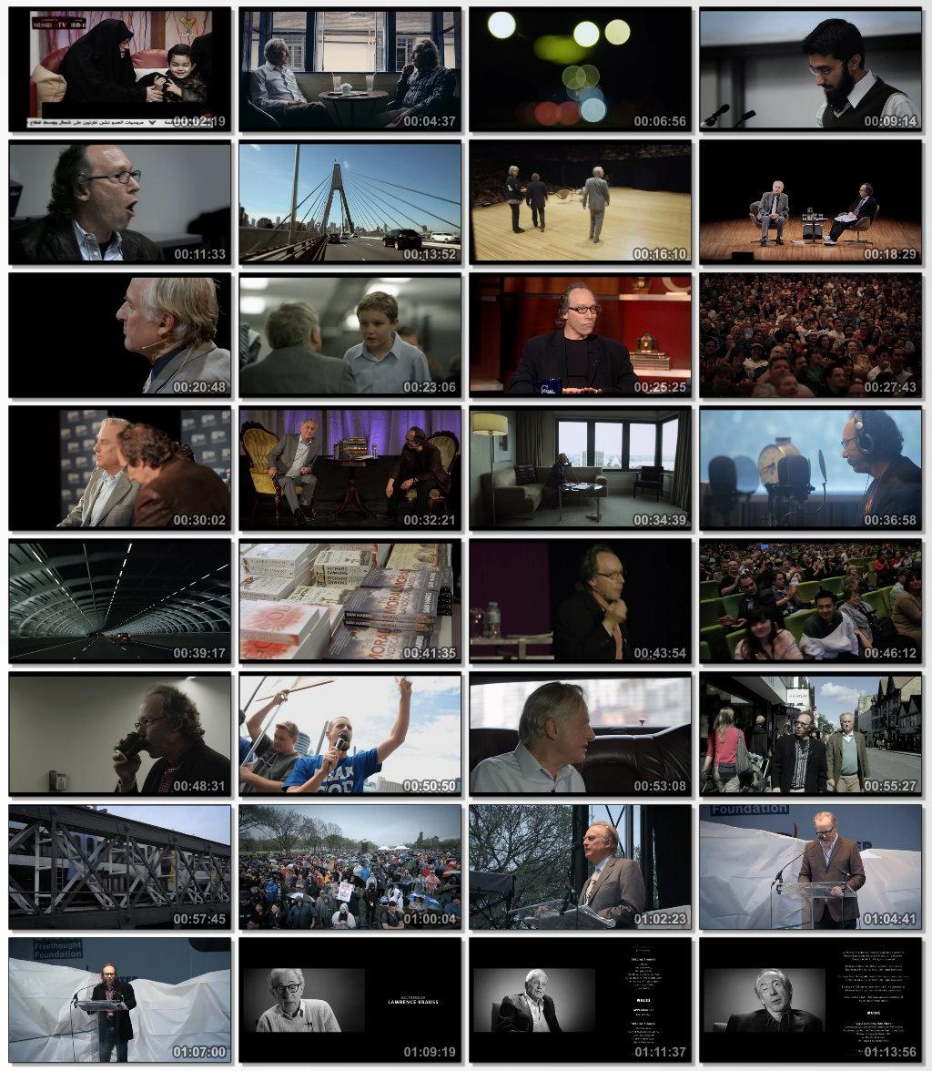 دانلود فیلم مستند The Unbelievers 2013