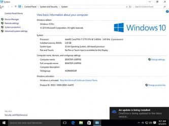 سیستم عامل Windows 10 AIO