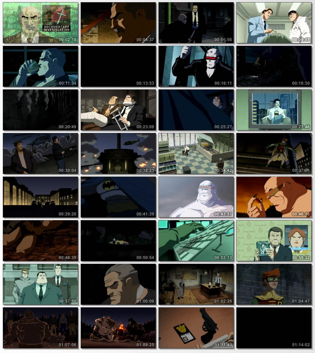 دانلود انیمیشن کارتونی Batman The Dark Knight Returns 2012
