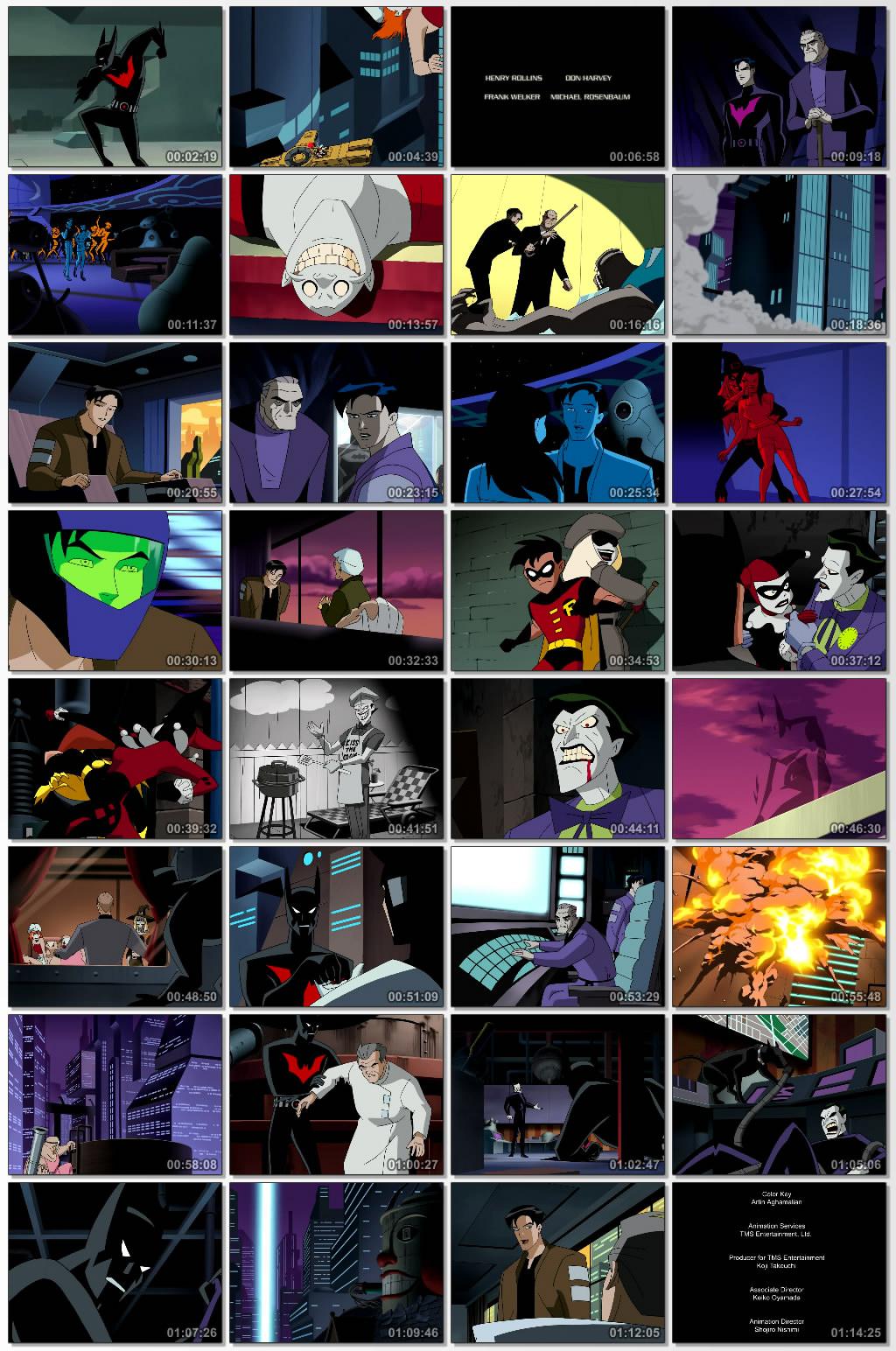 دانلود انیمیشن کارتونی Batman Beyond Return of the Joker 2000