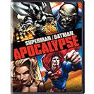 دانلود انیمیشن کارتونی Superman Batman Apocalypse 2010
