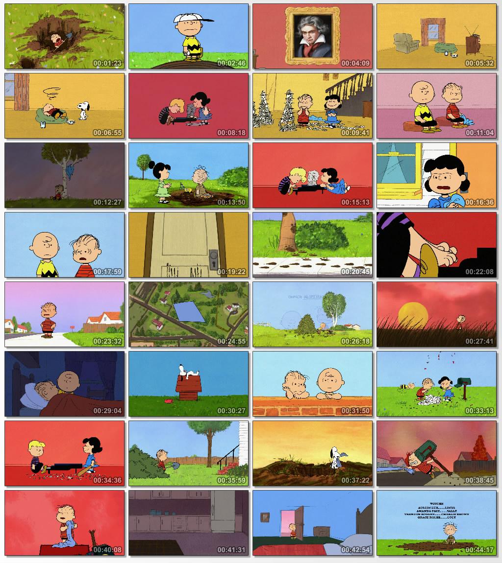 دانلود انیمیشن کارتونی Warm Blanket Charlie Brown 2011