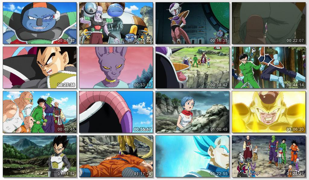 Dragon Ball Z Resurrection F 2015