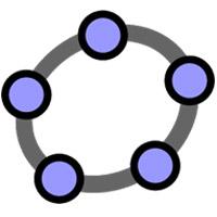 دانلود نرم افزار ترسیم اشکال هندسی GeoGebra v5.0.270.0