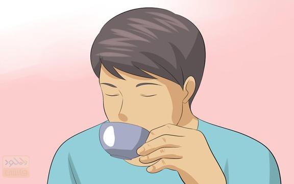 یک فنجان نوشیدنی گرم قبل از به رختخواب رفتن ( Bring to bed a cup of hot tea )
