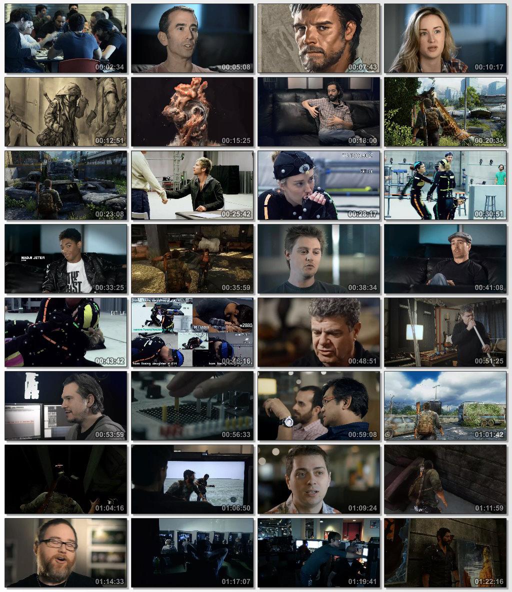 دانلود فیلم مستند Making the Last of Us 2013