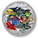دانلود انیمیشن کارتونی Lego Justice Attack of the Legion of Doom 2015