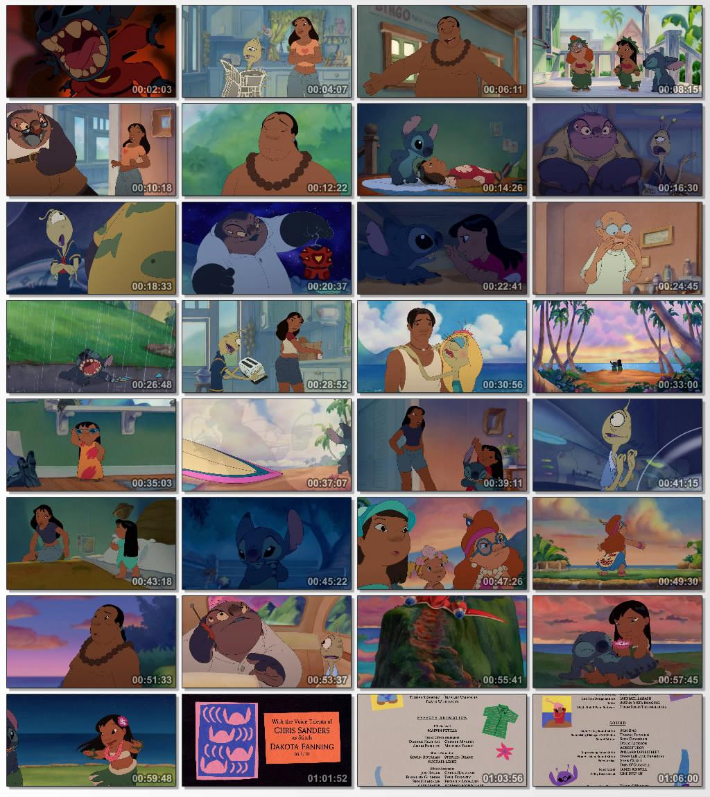 دانلود انیمیشن کارتونی Lilo Stitch 2 Stitch Has a Glitch 2005