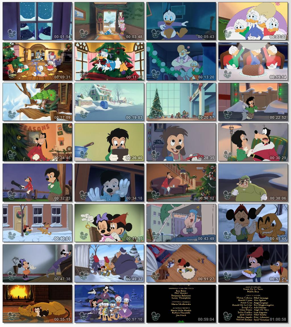 دانلود انیمیشن کارتونی Mickeys Once Upon a Christmas 1999
