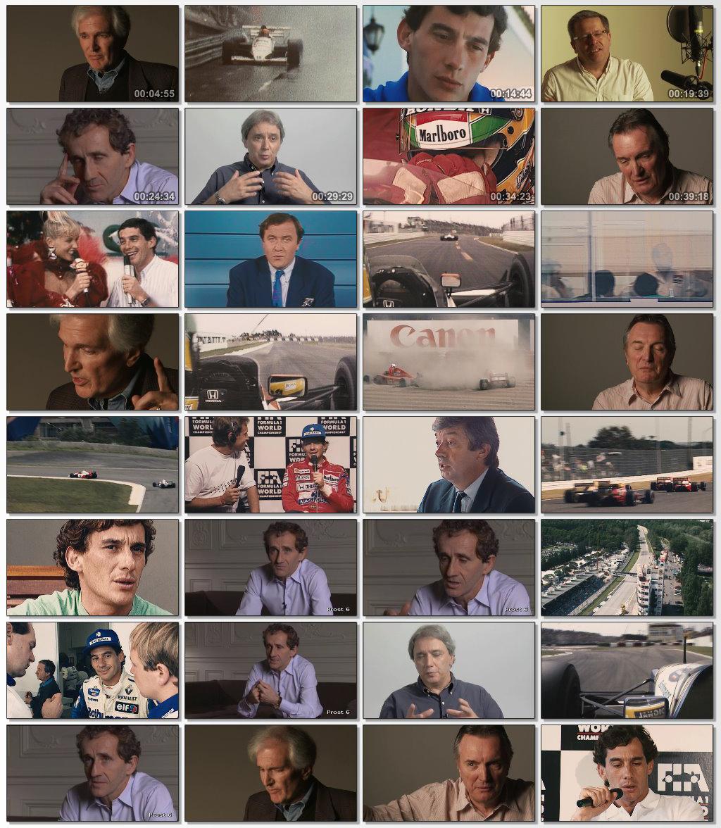 دانلود فیلم مستند Senna 2010