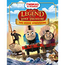 دانلود انیمیشن کارتونی Thomas Friends Lost Treasure 2015