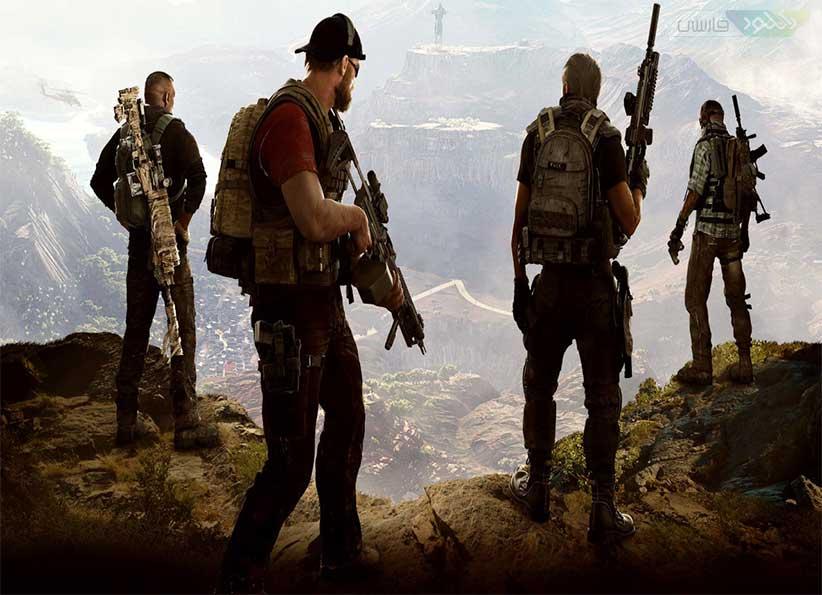 دانلود بازی کامپیوتر Tom Clancys Ghost Recon Wildlands