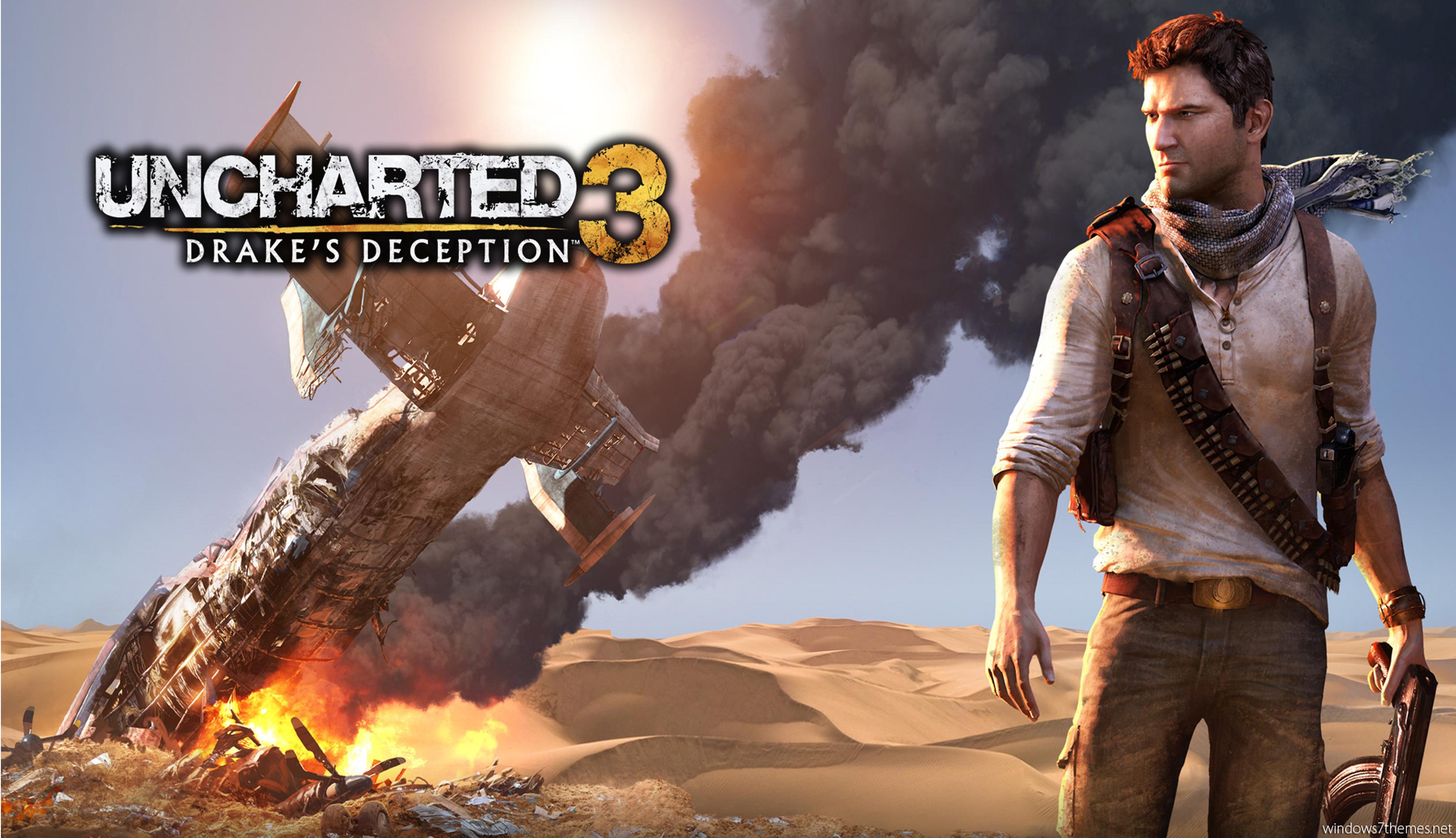 دانلود بازی Uncharted 3 برای PS3