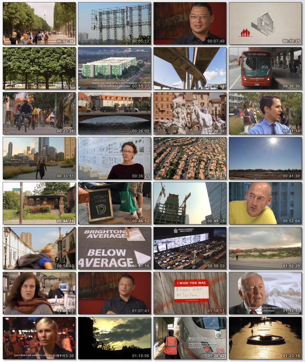 دانلود فیلم مستند Urbanized 2011