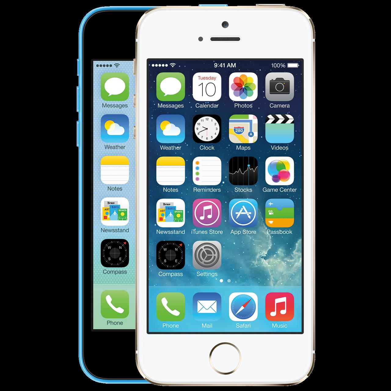 آموزش تعمیر iPhone 5s