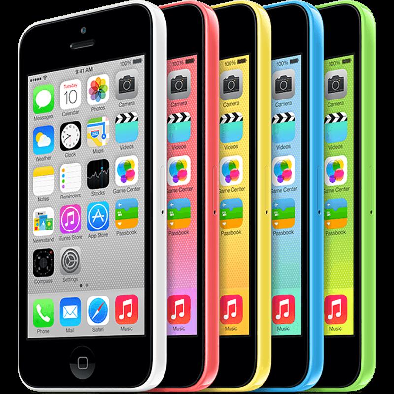 آموزش تعمیر iPhone 5c