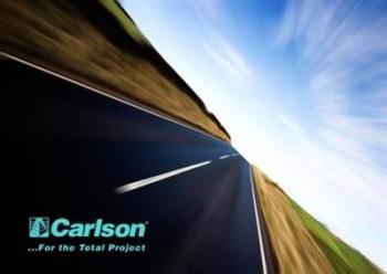 دانلود نرم افزار Carlson Civil Suite 2016 طراحی جاده
