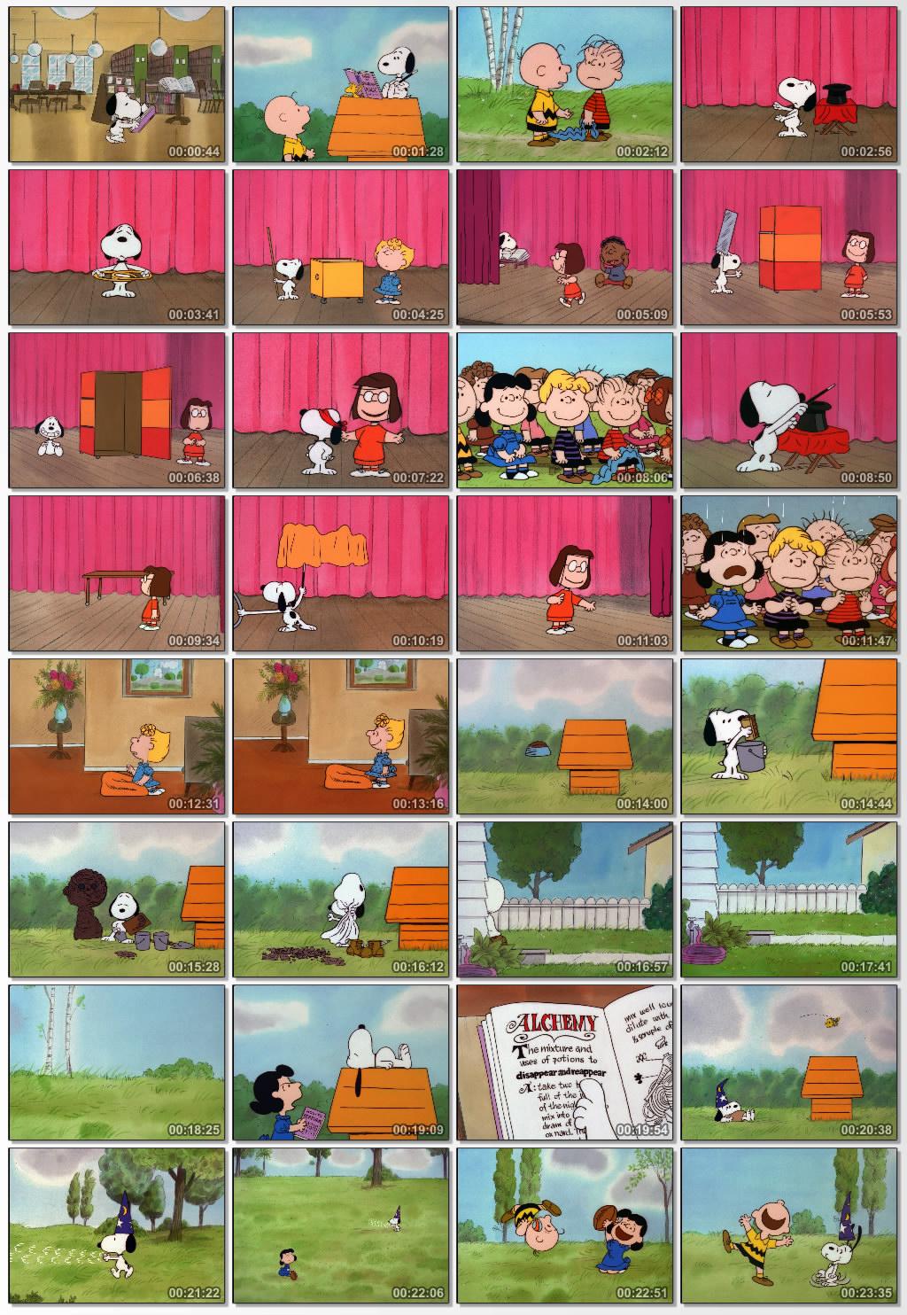 دانلود انیمیشن کارتونی Its Magic Charlie Brown 1981