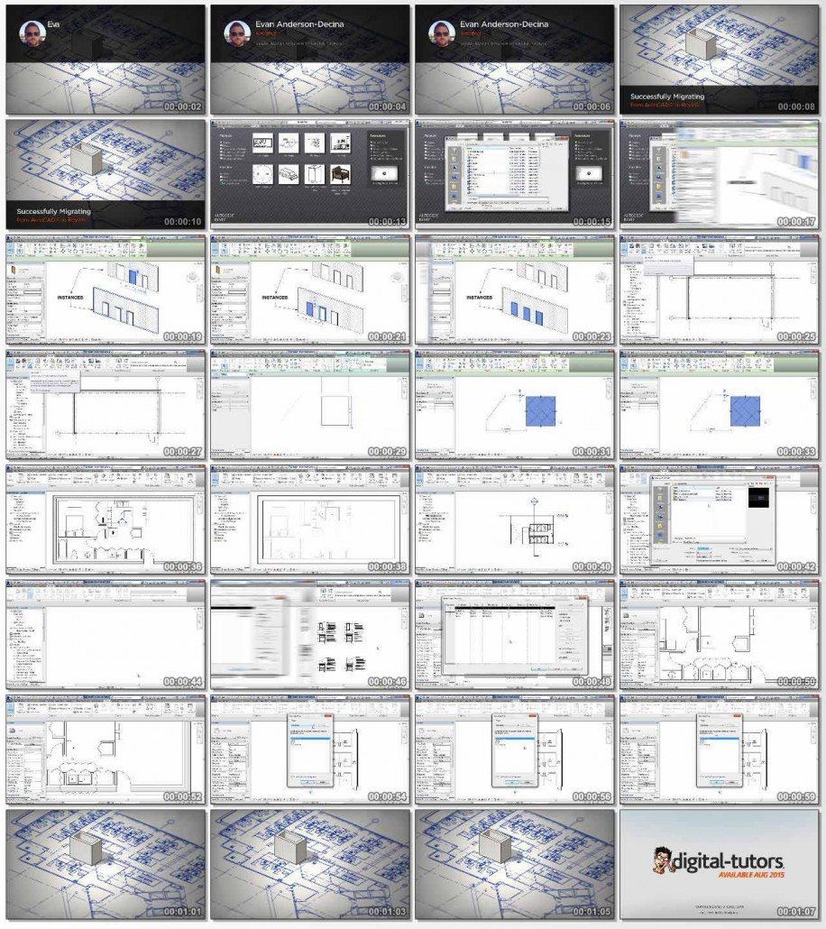 Successfully Migrating from AutoCAD to Revit