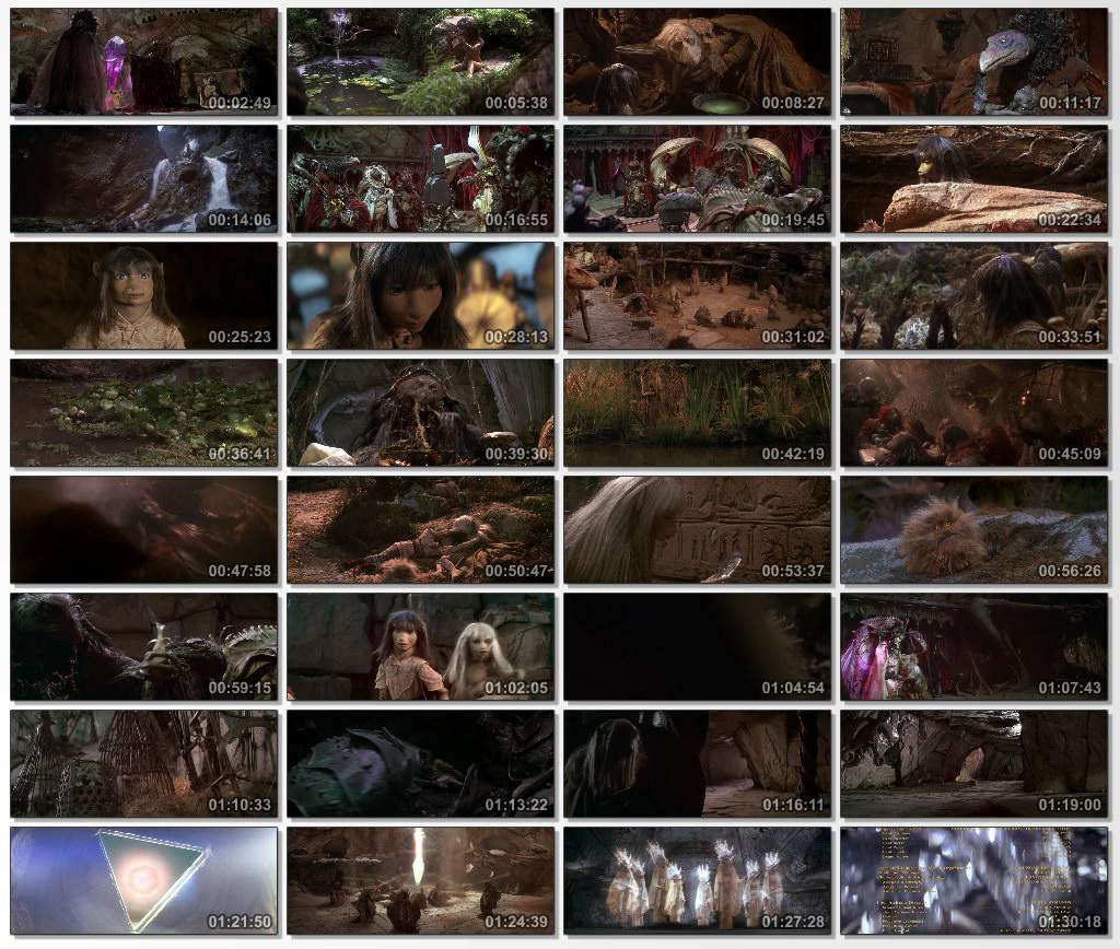 دانلود انیمیشن کارتونی The Dark Crystal 1982
