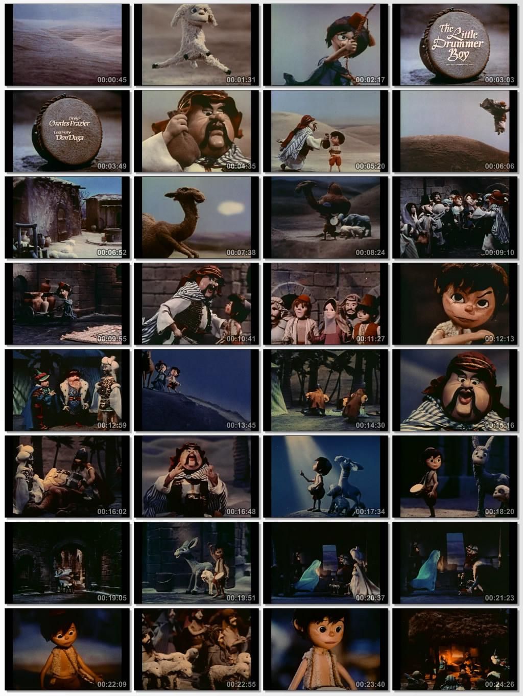 دانلود انیمیشن کارتونی The Little Drummer Boy 1968