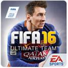 دانلود بازی جدید FIFA 16 Ultimate Team برای آیفون و اندروید