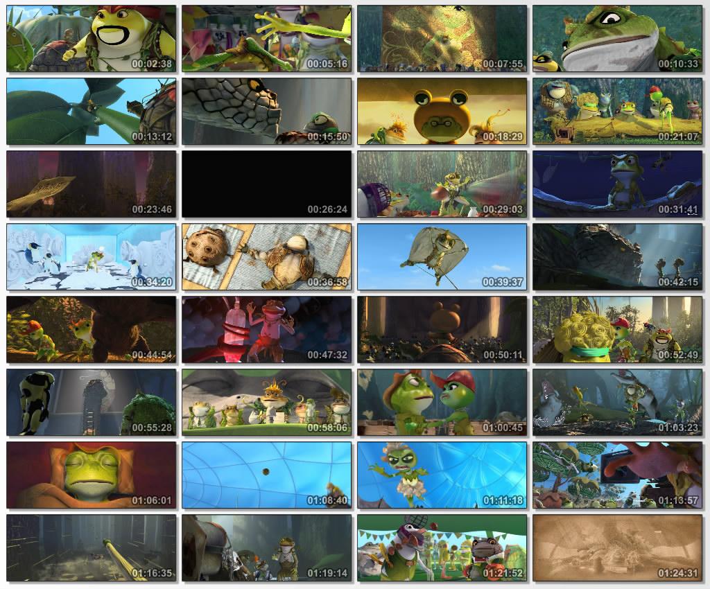 دانلود انیمیشن کارتونی Frog Kingdom 2013