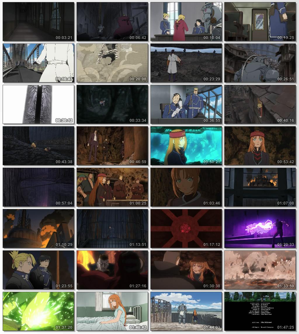 دانلود انیمیشن کارتونی Fullmetal Alchemist Star of Milos 2011