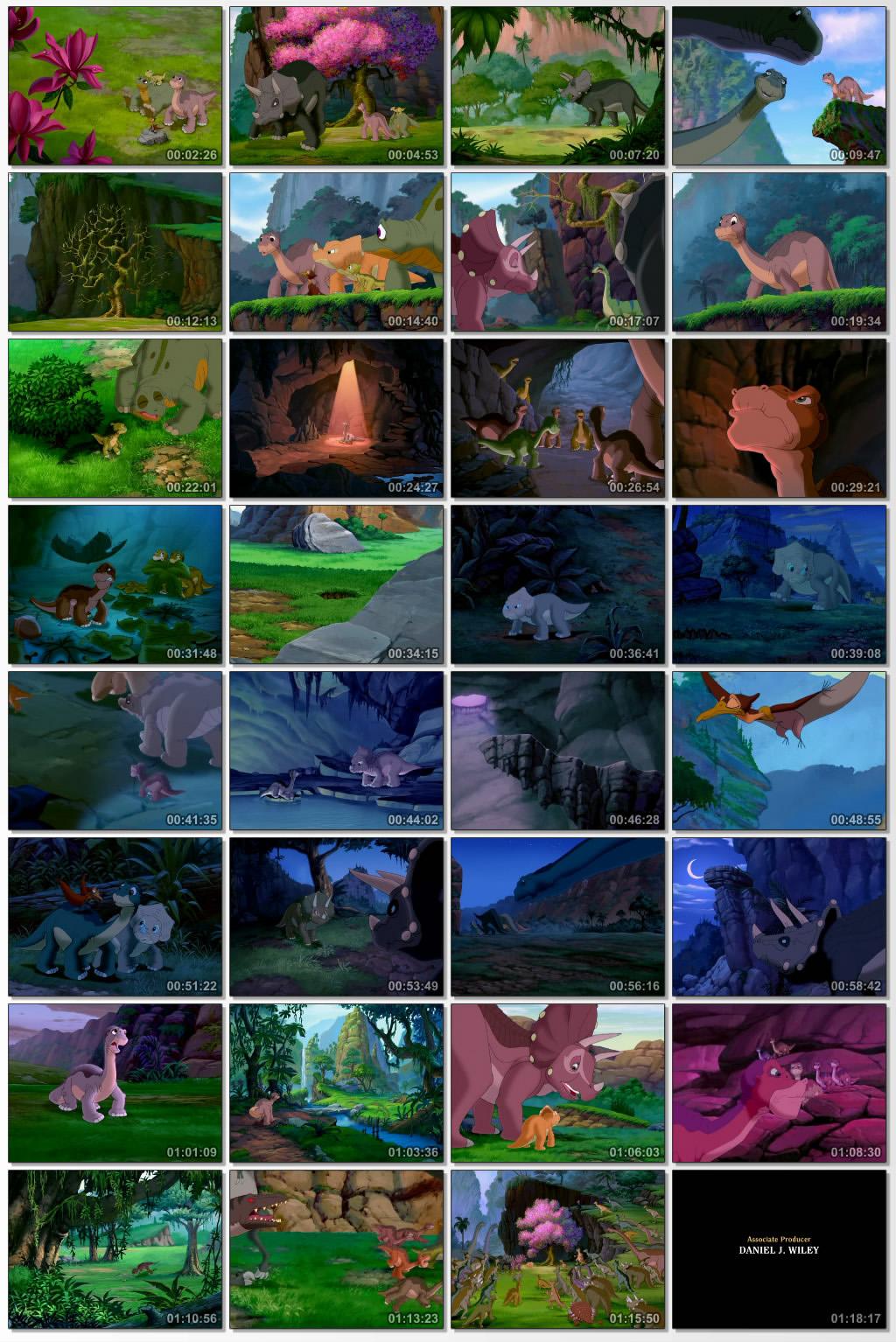 دانلود انیمیشن کارتونی The Land Before Time 11 2005