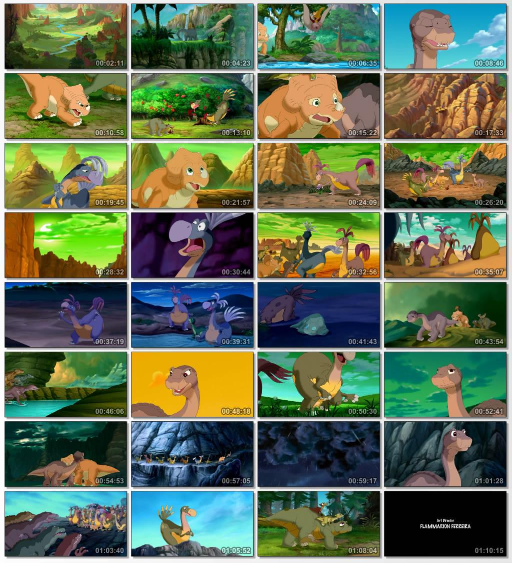 دانلود انیمیشن کارتونی The Land Before Time 13 2007