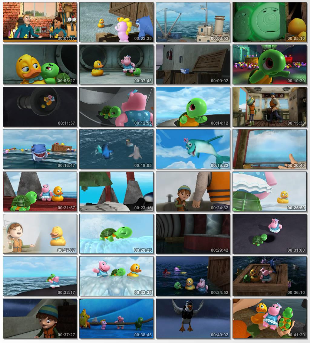 دانلود انیمیشن کارتونی Lucky Duck 2014