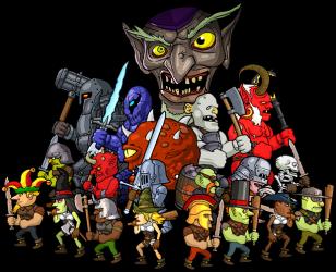 دانلود بازی کامپیوتر Rampage Knights
