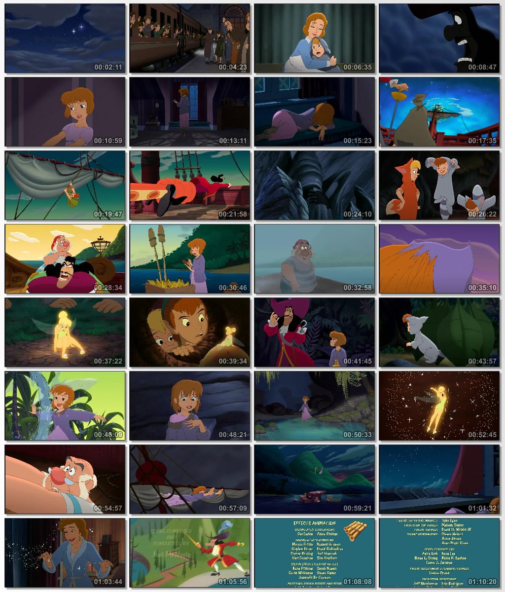 دانلود انیمیشن کارتونی Return to Never Land 2002