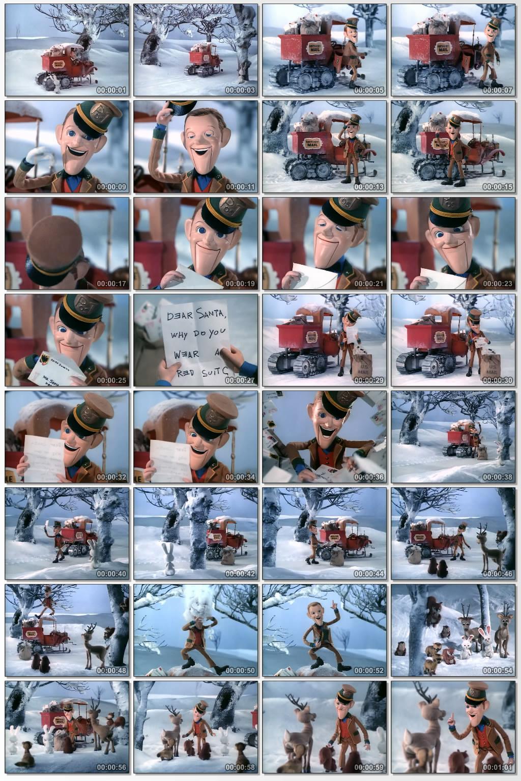 دانلود انیمیشن کارتونی Santa Claus Is Comin to Town 1970