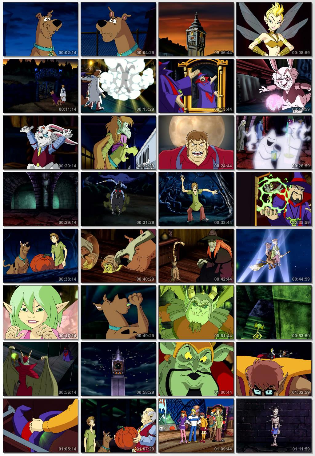 دانلود انیمیشن کارتونی ScoobyDoo and the Goblin King 2008