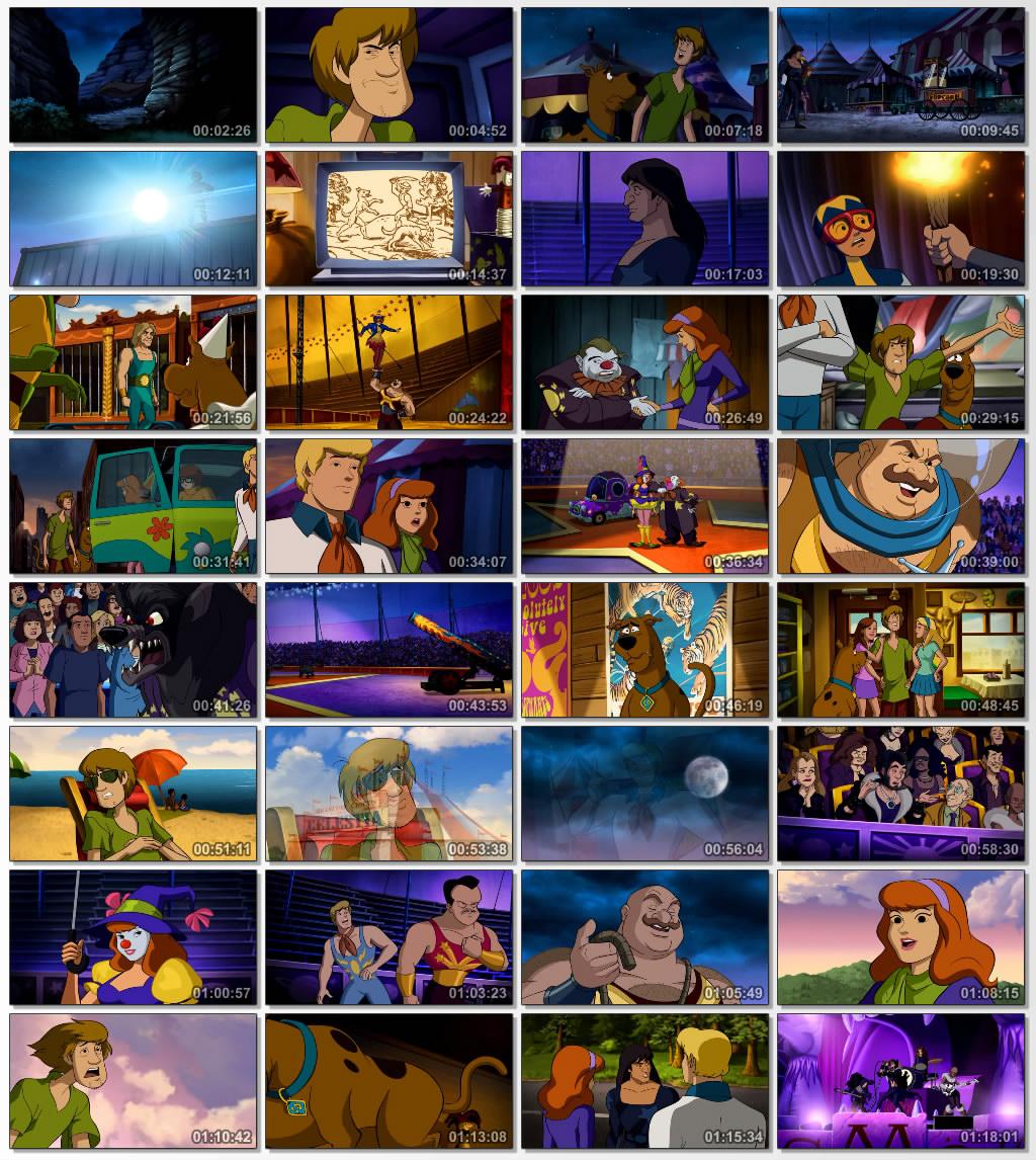 دانلود انیمیشن کارتونی Big Top ScoobyDoo 2012