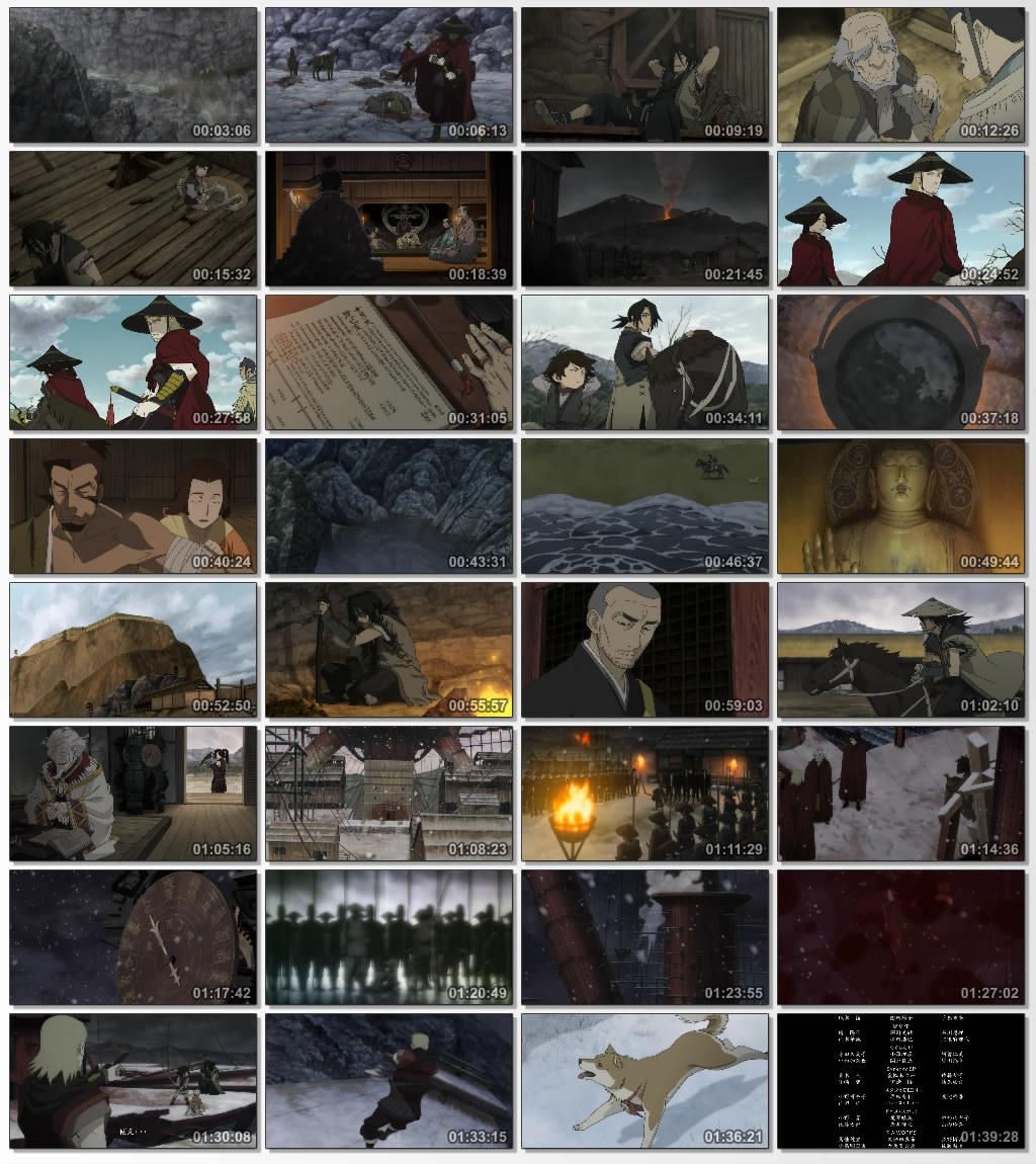 دانلود انیمیشن کارتونی Sword of the Stranger 2007