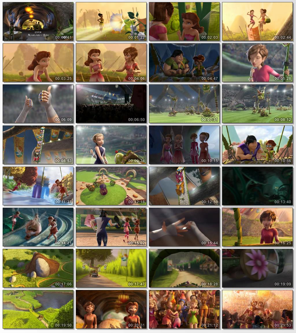 دانلود انیمیشن کارتونی Pixie Hollow Games 2011