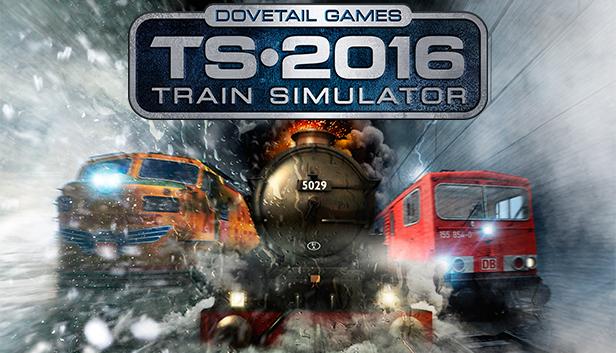 دانلود بازی کامپیوتر Train Simulator 2016