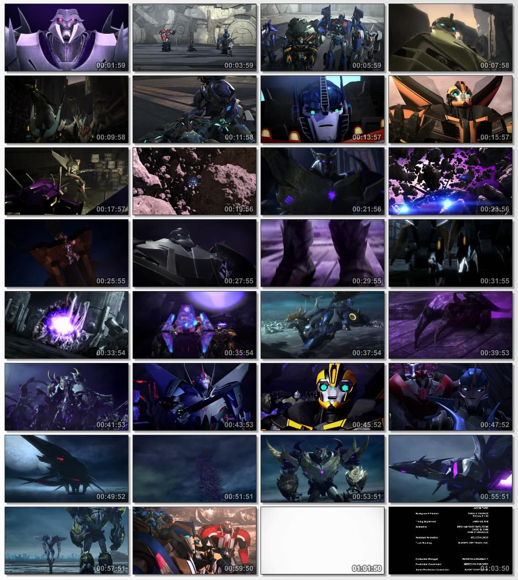 دانلود انیمیشن کارتونی Transformers Predacons Rising 2013