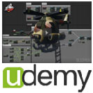 Udemy-Create.a.Helicopter.Game.Control.System.in.Unreal.Engine.4.5x5.www.Download.ir