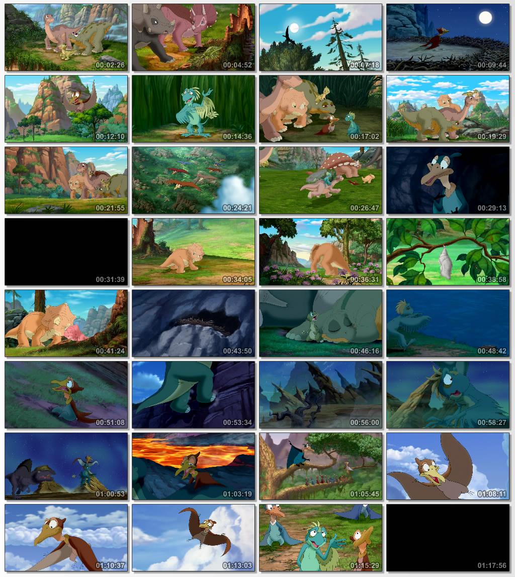 دانلود انیمیشن کارتونی The Land Before Time XII 2006
