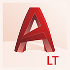 لوگوی Autodesk AutoCAD LT 2019