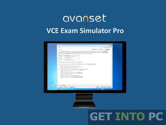 Avanset VCE Exam Simulator Pro