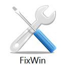 دانلود نرم افزار FixWin for Windows 10 تعمیر ویندوز 10