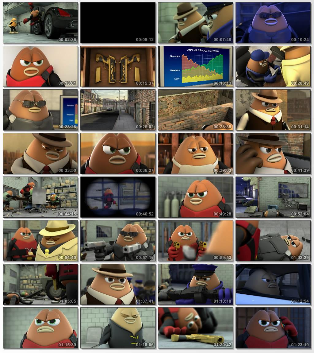 دانلود انیمیشن کارتونی Killer Bean Forever 2009
