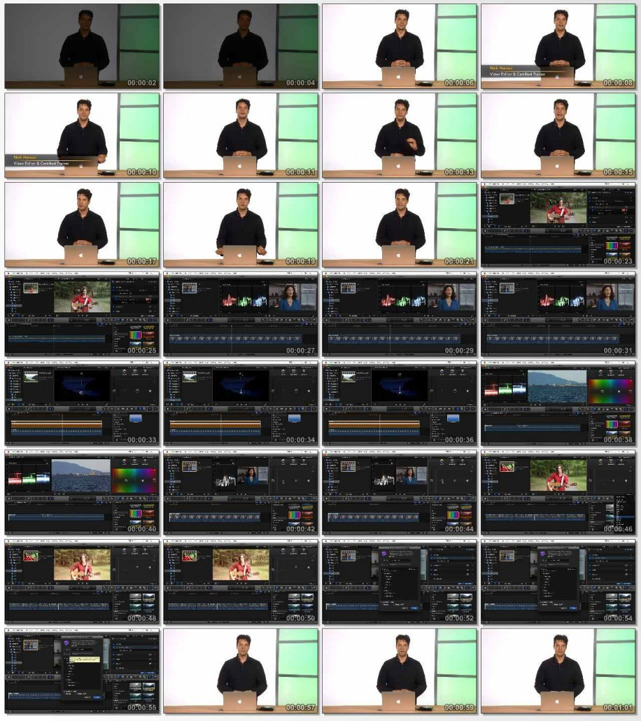 Final Cut Pro X Guru - Color Correction