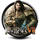 Might & Magic Heroes VII logo