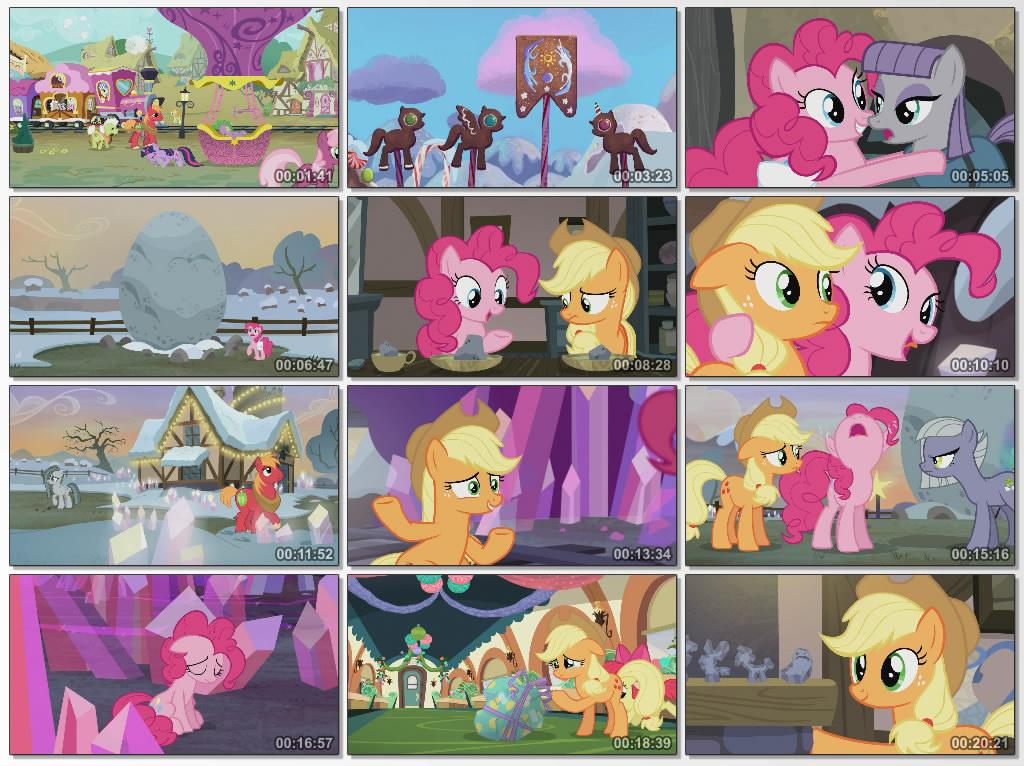 دانلود انیمیشن سریالی My Little Pony Friendship Is Magic اسب کوچولو