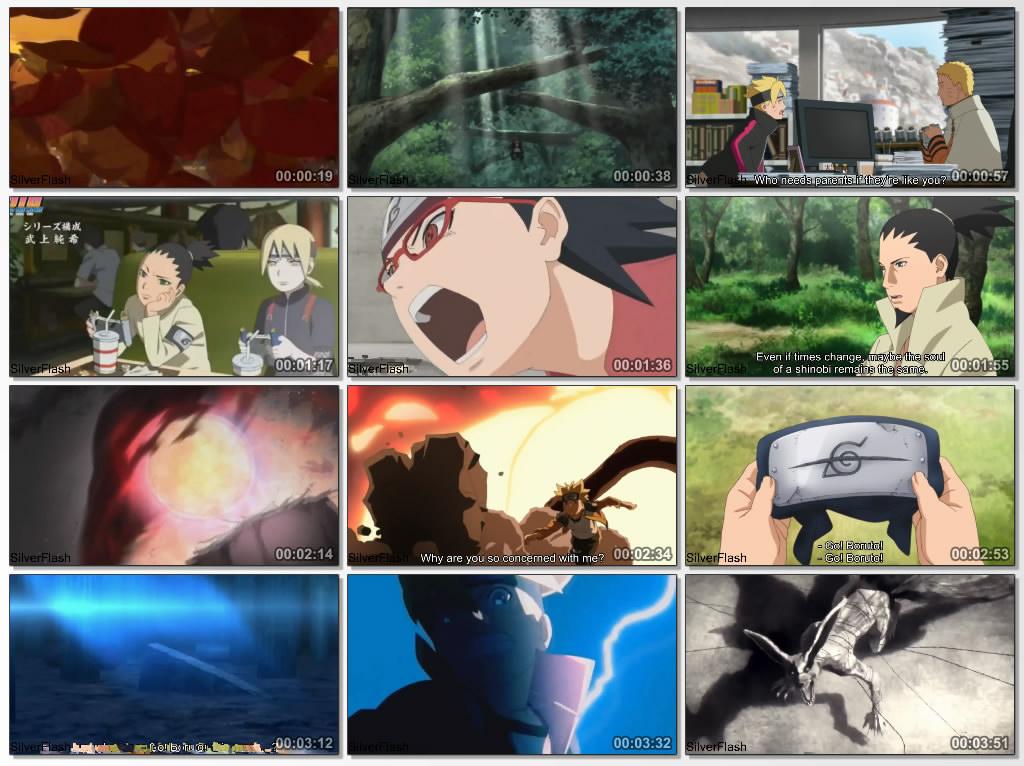 دانلود انیمیشن کارتونی Boruto Naruto the Movie 2015